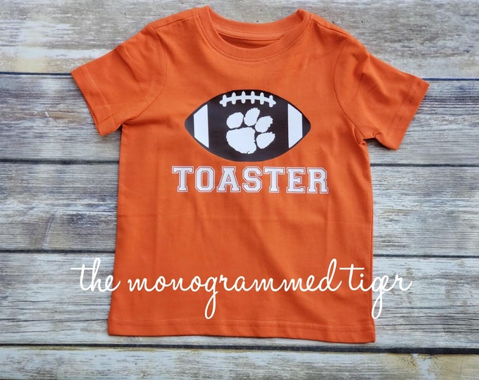 Personalized Clemson shirt,  Clemson shirt, game day shirt, tiger shirt
