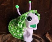 Delightfully cute snail p...