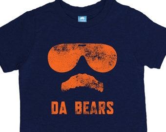 cc12ac810 Original Vintage Da Bears Ditka Funny Chicago Football Toddler T-Shirt