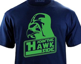 3329faf61 Original Seattle Join the Hawk Side Classic T-Shirt