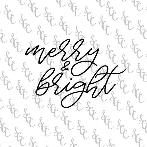Christmas Stencils For Wood.Reusable Christmas Stencil Merry And Bright Stencil Merry And Bright Wood Sign Stencils For Wood Signs Christmas Decor