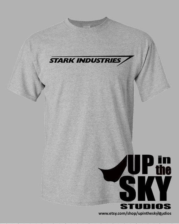 Marvel Comics Stark Industries Logo Unisex