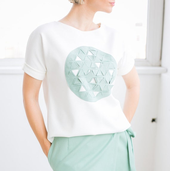 Summer Blouse Romantic Blouse Casual Blouse White Blouse Yoga Wear Best Selling Items White Crop Top Boho Top Yoga Top Crop Top