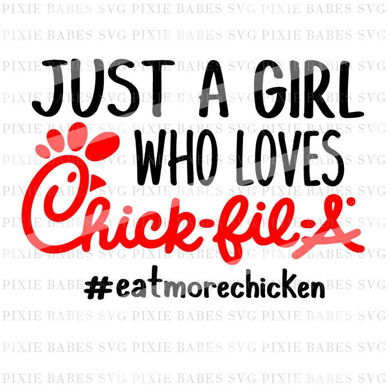 picture about Eat More Chicken Printable Sign known as Immediate Foodstuff SVG, Chick Fil A SVG History, Slice and Print Record, Cricut Take a look at svg, Silhouette svg, Consume Added Hen svg, Iron Upon