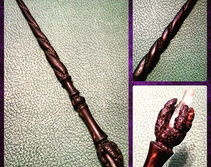 Unique Custom Wand - Regal Edition