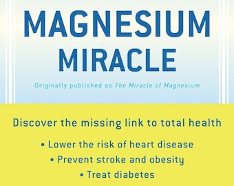 The Magnesium Miracle (Revised and Updated)- English Ebook pdf