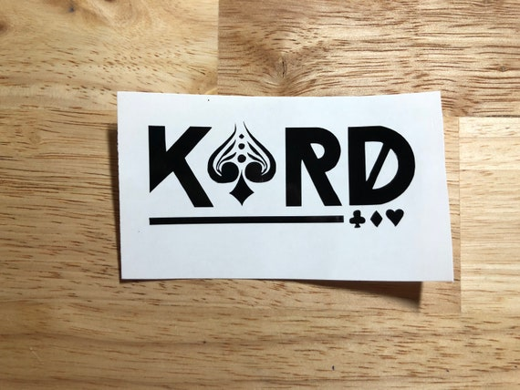 Kard Logo Decal