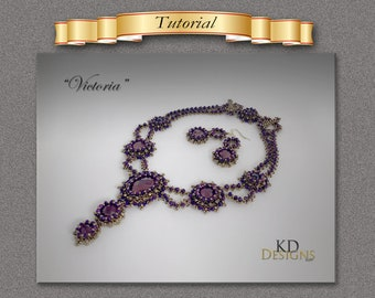 2cca0787dcf88 25% OFF w/purchase of 3 tutorials by KDDesignsbyKDevine on Etsy