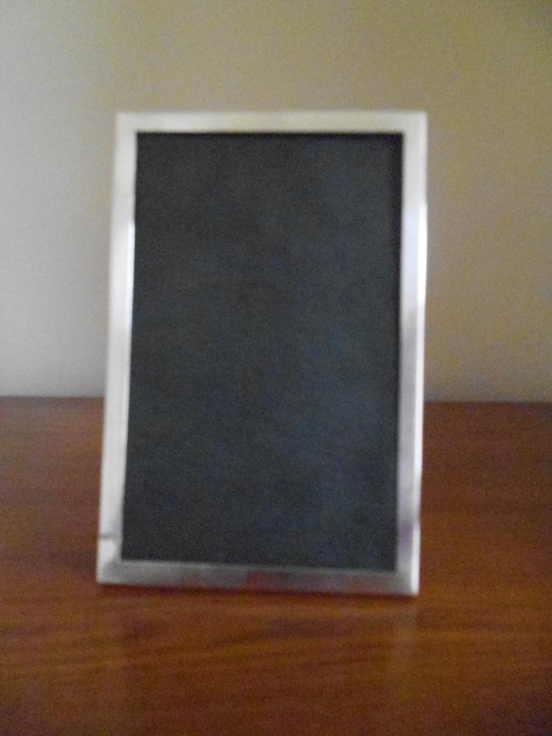 ArtDeco Sterling Silver Hallmarked Picture Frame