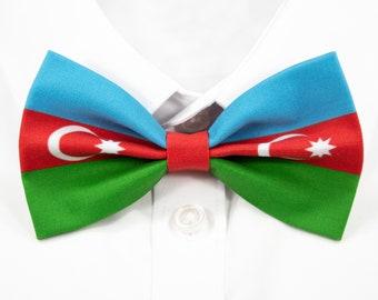 Azerbaijani Emblem Sticker Self Adhesive Vinyl Azerbaijan flag AZE AZ