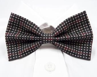 2a199114e7f DISCONTINUED Deerstalker Tartan Pre-Tied Bow Tie