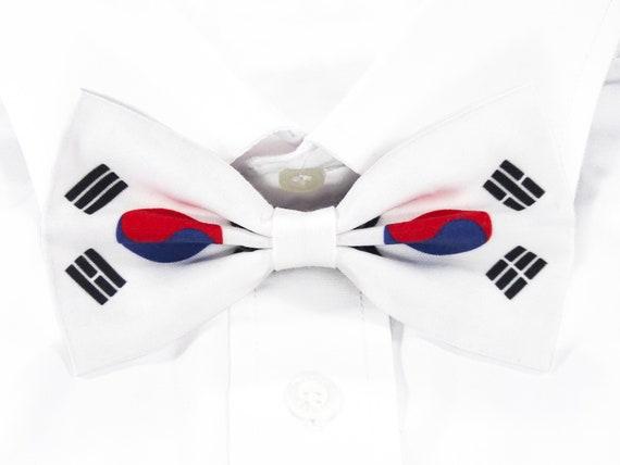 Royaume-Uni Drapeau Britannique Imprimer patriotique en tissu de coton bandeau cheveux écharpe Self Tie Bow