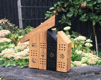 Bee city,    Bug home, bee home ,insect house, wildlife hotel