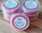 Pink Champagne & Marshmallow Soy Wax Pot