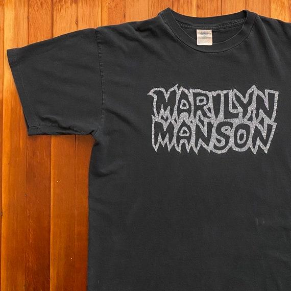 90s Marilyn Manson Everlasting Cocksucker Promo T-
