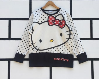 7804b5160 Rare Hello Kitty Sweatshirt