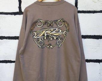 Vintage 1994 Rusty Sweatshirt Pullover Nice Design