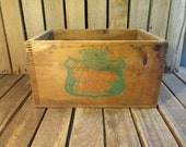 Vintage Canada Dry Crate 1957
