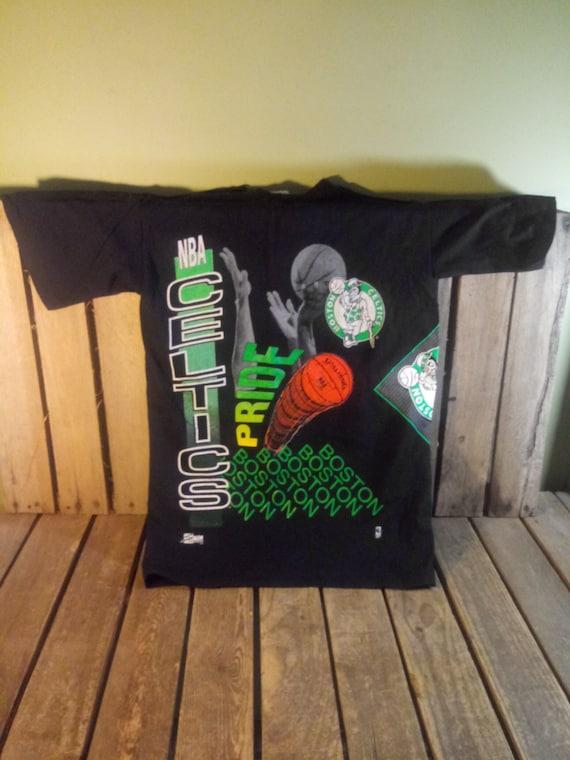 Vintage Boston Celtics T Shirt