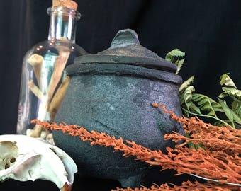 Small Stone Cauldron