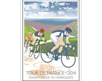 Tour De France (1913) Poster Fridge Magnet        Update your settings
