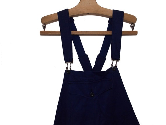 1960 overall's jumpsuit dead stock vintage French