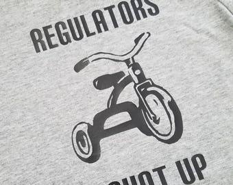 Regulators Mount Up  Toddler Infant Shirt or Onesie