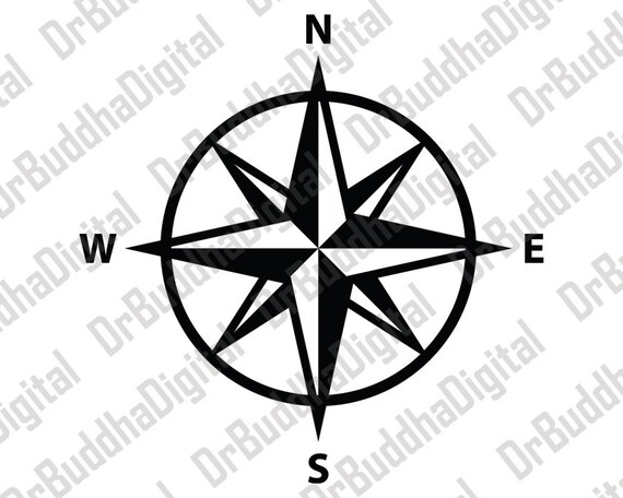 holiday sale compass rose svg collection compass dxf etsy north carolina flag clip art north carolina clip art map