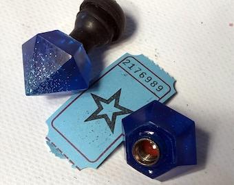 Diamonds valve caps / 2176989