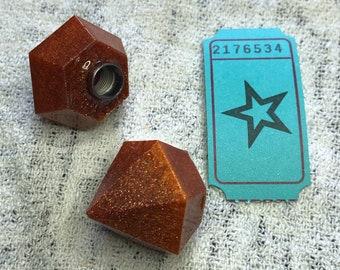 Diamonds valve caps / 2176534