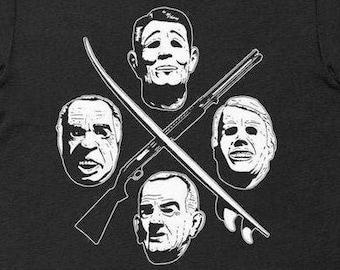 Point Break Ex-Presidents T-Shirt