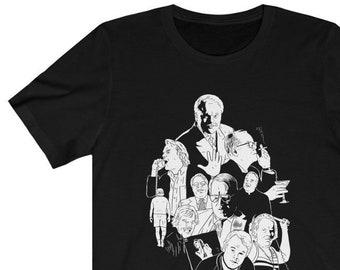 Philip Seymour Hoffman Tribute T-Shirt
