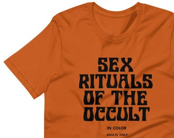 Sex Rituals of the Occult T-Shirt