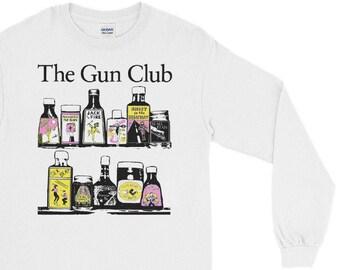 The Gun Club Fire of Love Long Sleeve T-Shirt