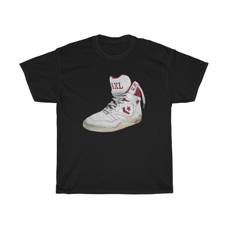 Axl Rose Estranged Converse Shoe T-Shirt image 0