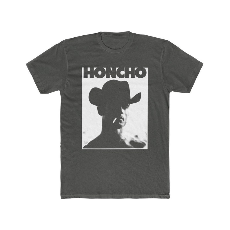Honcho Magazine Cowboy T-Shirt image 0