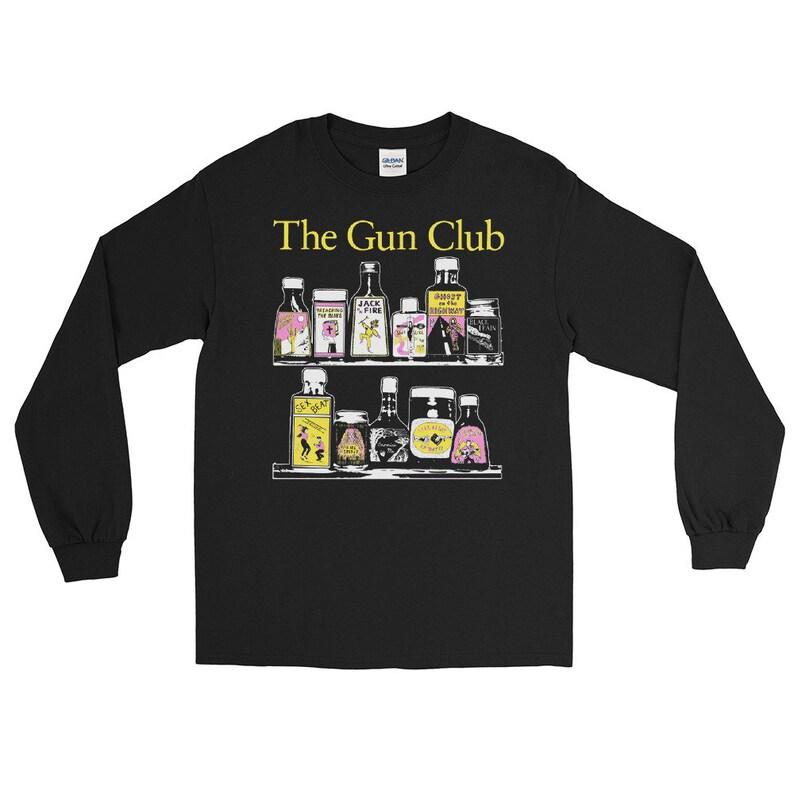 The Gun Club Fire of Love Long Sleeve T-Shirt image 0