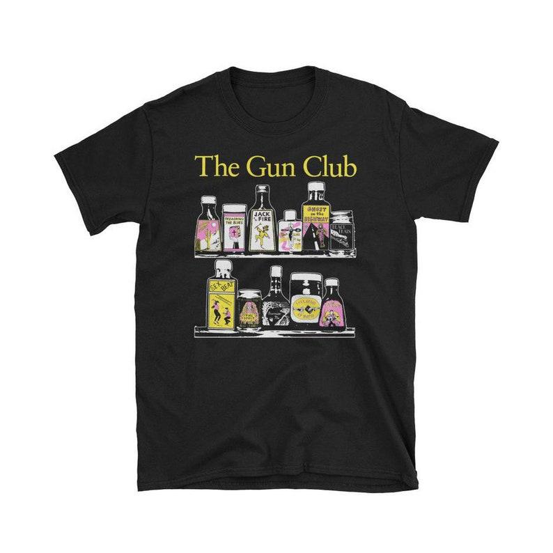 The Gun Club Fire of Love T-Shirt Black