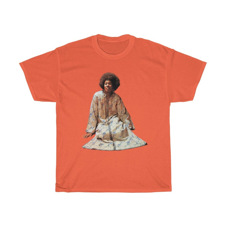 Alice Coltrane Journey in Satchidananda T-Shirt image 0