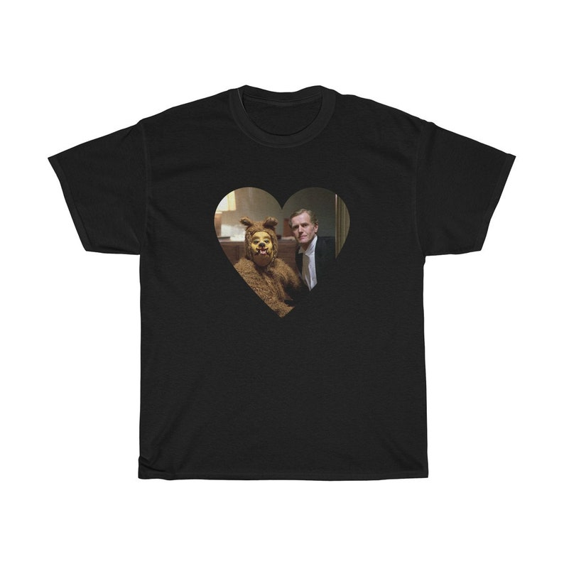 The Shining Harry Loves Roger T-Shirt Black