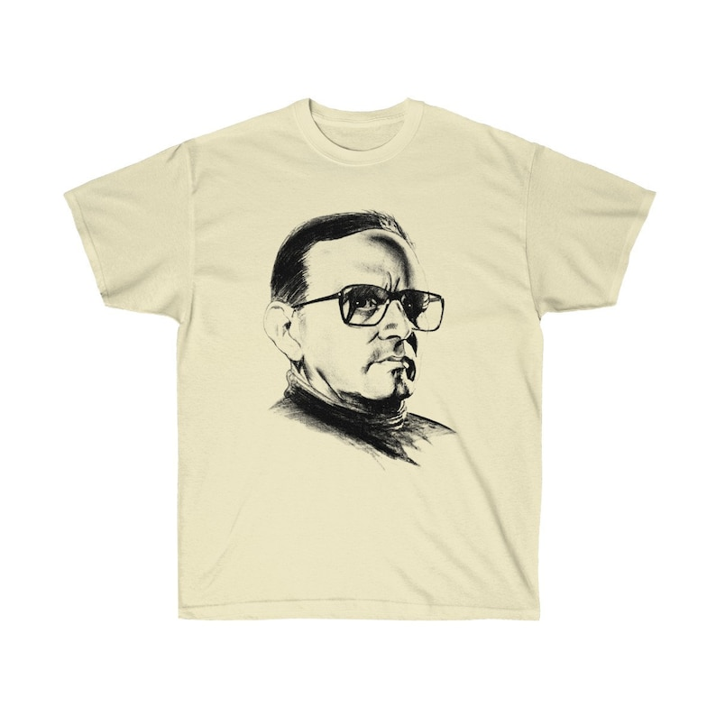 Ennio Morricone T-Shirt Natural