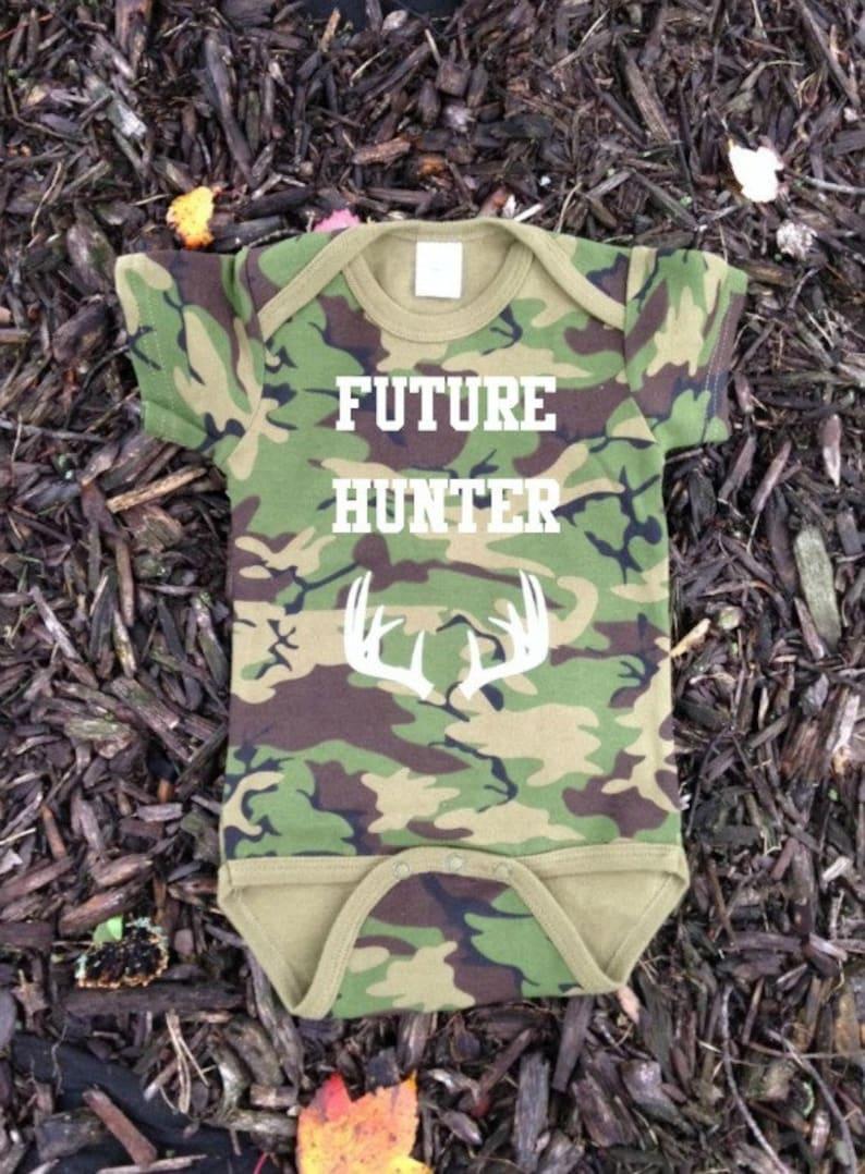 Hunting Infant Future Hunter Set Hunting Baby Baby Hunting Clothes Camo Baby Clothes Camo Baby Hunting Beanie Hunting Baby Boy