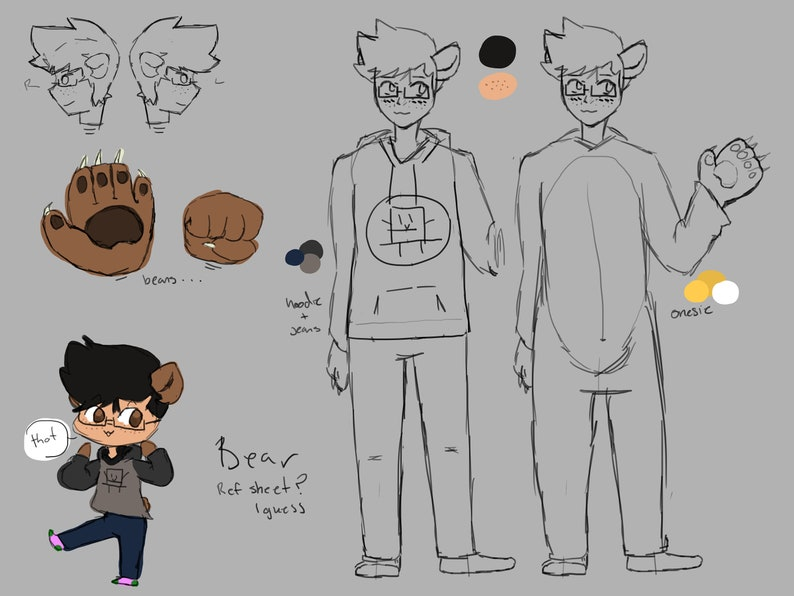 Reference Sheets