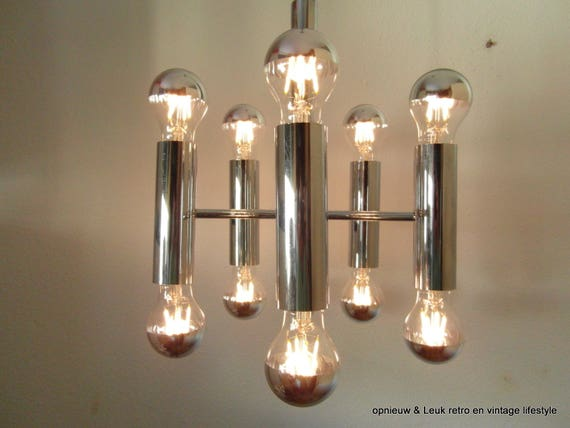 Incl Led Lampenhustadt Leuchten Design Five Arms Ten Etsy