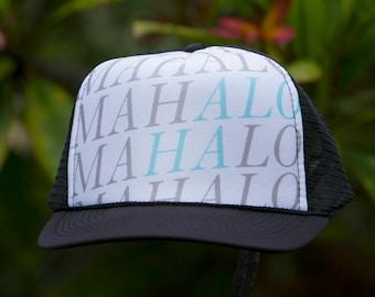 Mahalo Trucker Hat