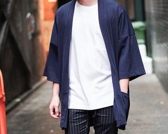 Mens Kimono Etsy