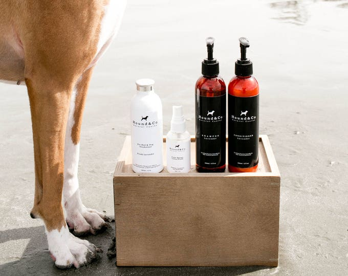 Natural Dog Shampoo - Citrus