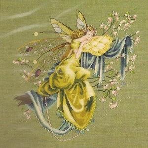 Fairy Flora Mirabilia Chart and Embellishments