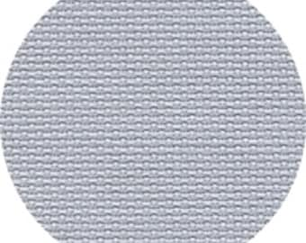 NEEDLE//THREADER PEARL GRAY LINEN 32 count 18 x 27  by Wichelt