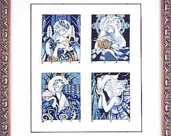 Mirabilia Design Cross Stitch Charts, Price Is For 1, CHOOSE YOUR FAVORITE! MD3-MD19